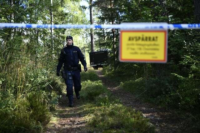 Dubble Murder in VansbroDalarna