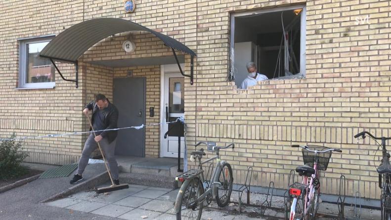 Bomb Detonated in Uppsala ApartmentBuilding