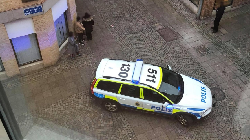 Teenager Stabbed in Gothenburg