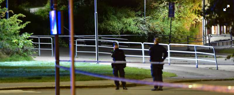 Man Killed in Nyköping Shooting – Third Killing Same Day in Sweden