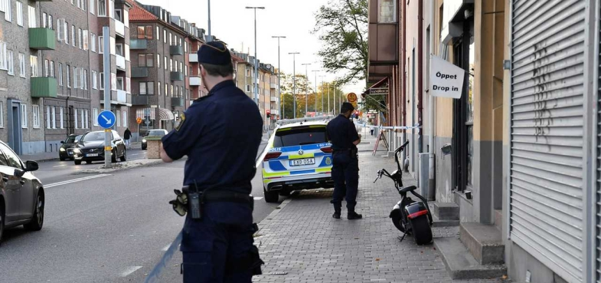 Murder Attempt in Helsingborg – Man Seriously wounded After Stabbing