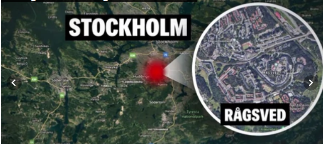 12-Year Old Girl Raped in Rågsved Stockholm