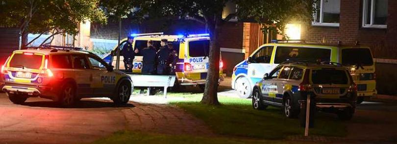 Murder in MärstaStockholm