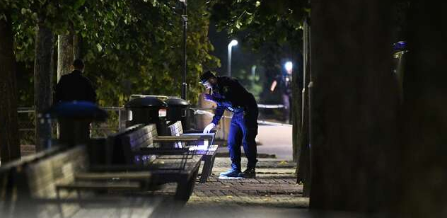 Shooting in Tensta – Man Seriously Wounded