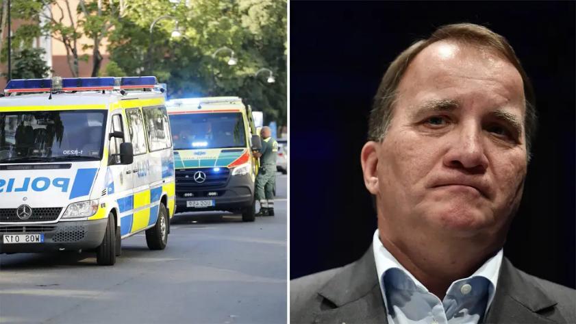 "Prime Minister Stefan Löfven Regarding Sweden's Soaring Crime Rate – ""Its a Class Problem, Not a Immigrationproblem"""