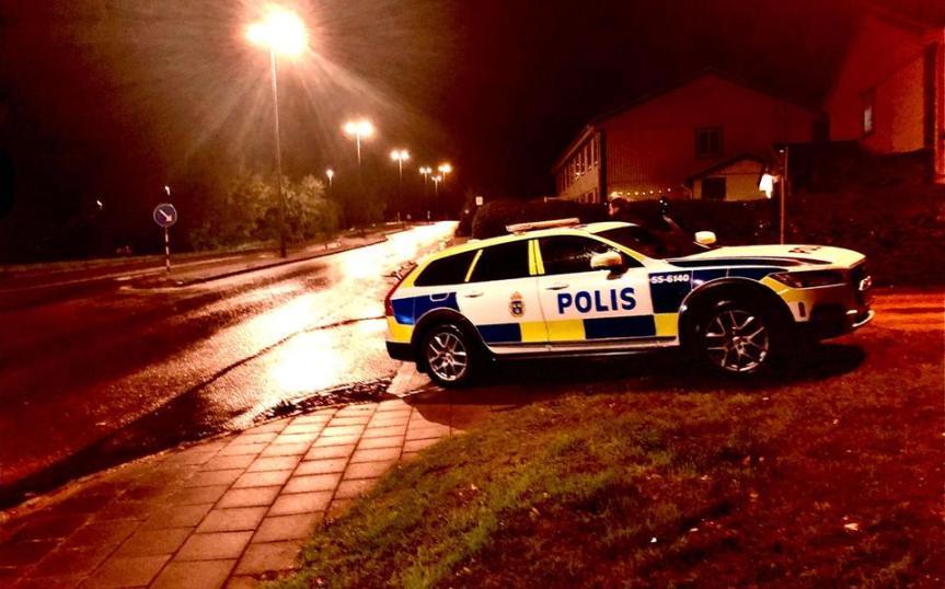 Young Woman Shot inFalkenberg