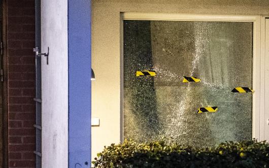 Gunshots Fired Into GothenburgApartment