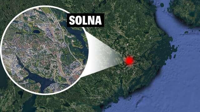 Murder Attempt inSolna