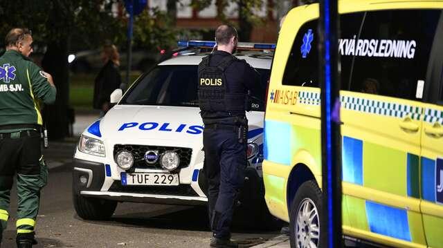 Man Stabbed to Death inStockholm