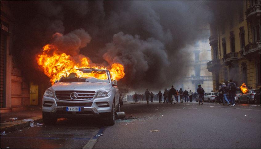 Sweden in a Civil War-LikeState