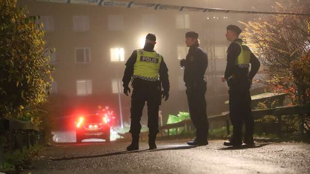 Bomb in Stockholm – Attempted Murder – Armed Robbery – 12 Cars Set on Fire