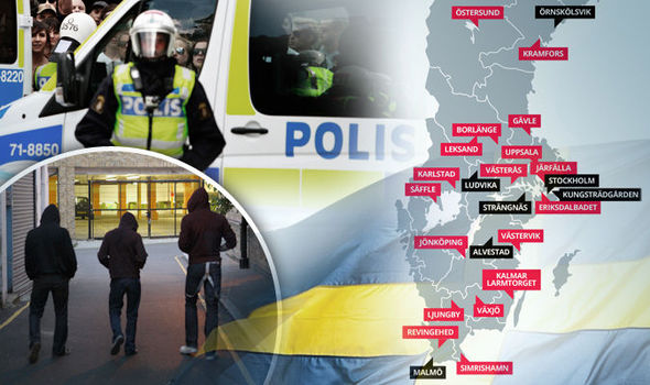 Stabbing in Uppsala – Shooting in Alby – Arson Attack Against Church – Killing in Karlskoga