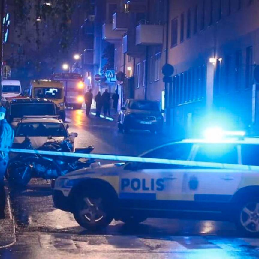 Man Shot to Death in Stockholm